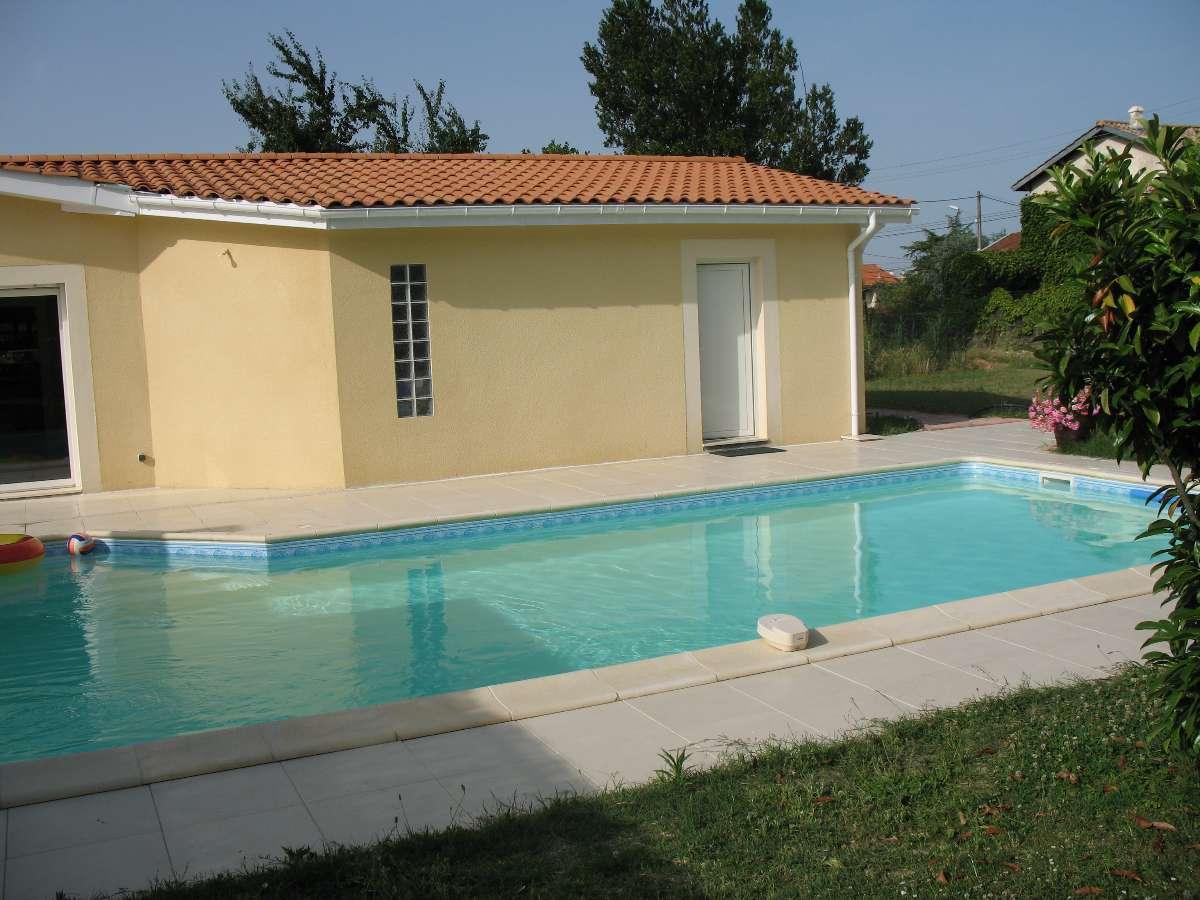 Construction de piscine Merignac